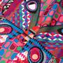 Authentic Second Hand Hermès Les Ailes De La Soie Scarf 90 (PSS-A09-00048) - Thumbnail 5