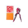 Authentic Second Hand Hermès Les Ailes De La Soie Scarf 90 (PSS-A09-00048) - Thumbnail 6