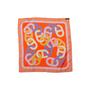 Authentic Second Hand Hermès Circuit 24 Faubourg Pocket Square (PSS-A09-00057) - Thumbnail 2