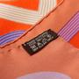 Authentic Second Hand Hermès Circuit 24 Faubourg Pocket Square (PSS-A09-00057) - Thumbnail 4