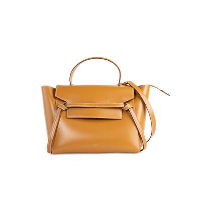 Authentic Second Hand Céline Blonde Mini Belt Bag (PSS-B19-00002)