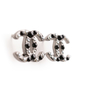 Authentic Second Hand Chanel Pearl Logo Earrings (PSS-A09-00038) - Thumbnail 1