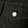 Authentic Second Hand Gucci Classic Denim Jacket (PSS-351-00047) - Thumbnail 2