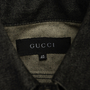 Authentic Second Hand Gucci Classic Denim Jacket (PSS-351-00047) - Thumbnail 3