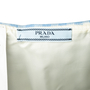 Authentic Second Hand Prada Wool Gingham Mini Skirt (PSS-351-00051) - Thumbnail 2