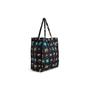 Authentic Second Hand Prada Floral Nylon Shopper Bag (PSS-351-00054) - Thumbnail 1