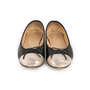 Authentic Second Hand Chanel Two Tone Ballet Flats (PSS-A63-00004) - Thumbnail 0