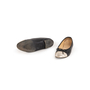 Authentic Second Hand Chanel Two Tone Ballet Flats (PSS-A63-00004) - Thumbnail 4