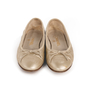 Authentic Second Hand Chanel Quilted Ballerina Flats (PSS-A63-00005) - Thumbnail 0