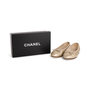 Authentic Second Hand Chanel Quilted Ballerina Flats (PSS-A63-00005) - Thumbnail 10