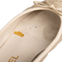 Authentic Second Hand Chanel Quilted Ballerina Flats (PSS-A63-00005) - Thumbnail 8