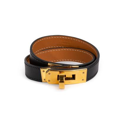 Authentic Second Hand Hermès Kelly Double Tour Bracelet (PSS-B14-00001)