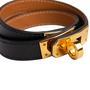 Authentic Second Hand Hermès Kelly Double Tour Bracelet (PSS-B14-00001) - Thumbnail 3