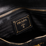 Authentic Second Hand Prada Tessuto Gaufre Bag (PSS-A63-00003) - Thumbnail 5