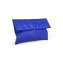 Authentic Second Hand (unbranded) Python Cobalt Blue Clutch (PSS-B16-00005) - Thumbnail 1