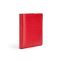 Authentic Second Hand Louis Vuitton Red Epi Bifold Wallet (PSS-B16-00006) - Thumbnail 1