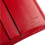 Authentic Second Hand Louis Vuitton Red Epi Bifold Wallet (PSS-B16-00006) - Thumbnail 5