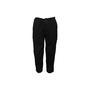 Authentic Second Hand BLACK Comme des Garçons Wool Elastic Pants (PSS-992-00015) - Thumbnail 0