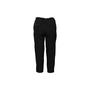 Authentic Second Hand BLACK Comme des Garçons Wool Elastic Pants (PSS-992-00015) - Thumbnail 1