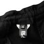 Authentic Second Hand BLACK Comme des Garçons Wool Elastic Pants (PSS-992-00015) - Thumbnail 2