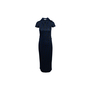 Authentic Second Hand CoSTUME NATIONAL Circle Pattern Maxi Dress (PSS-992-00032) - Thumbnail 0