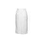 Authentic Second Hand Tomas Maier White Pencil Skirt (PSS-992-00034) - Thumbnail 1