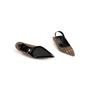 Authentic Second Hand Proenza Schouler Plaid Slingback Pumps (PSS-992-00035) - Thumbnail 5