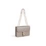 Authentic Second Hand Gucci Grey Interlocking GG Crossbody (PSS-B21-00001) - Thumbnail 1
