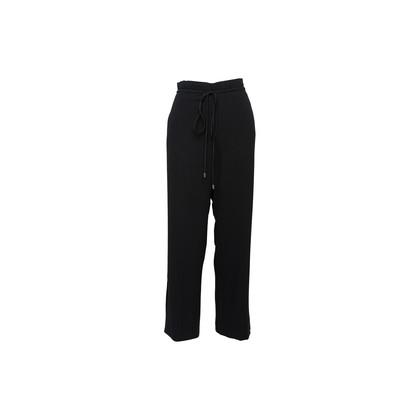Authentic Second Hand Balenciaga Crepe Drawstring Pants (PSS-916-00465)