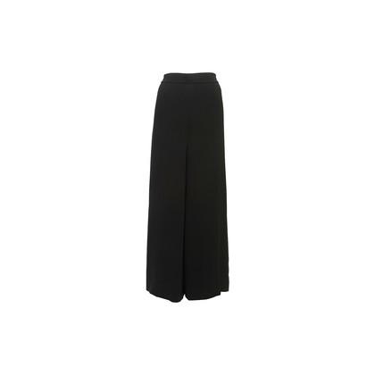 Authentic Second Hand Jonathan Simkhai Elasticated Wide Leg Pants (PSS-916-00469)