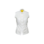 Authentic Second Hand Iceberg Contrast Sleeveless Collared Blouse (PSS-088-00311) - Thumbnail 0