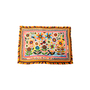 Authentic Second Hand Loewe Illustrated Cashmere Cotton Shawl (PSS-916-00474) - Thumbnail 1