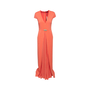 Authentic Second Hand Raoul Micah Plunging Neck Gown (PSS-B18-00001) - Thumbnail 0