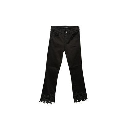 Authentic Second Hand J Brand x Theory Serena Crop Jeans (PSS-515-00486)