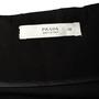 Authentic Second Hand Prada Black Pencil Skirt (PSS-608-00054) - Thumbnail 2
