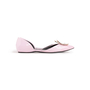 Authentic Second Hand Roger Vivier Patent Chips D'Orsay Flats (PSS-855-00024) - Thumbnail 1