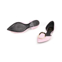 Authentic Second Hand Roger Vivier Patent Chips D'Orsay Flats (PSS-855-00024) - Thumbnail 4