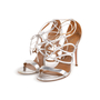 Authentic Second Hand Aquazzura Strappy Lace Up Sandals (PSS-756-00039) - Thumbnail 3