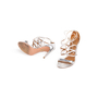 Authentic Second Hand Aquazzura Strappy Lace Up Sandals (PSS-756-00039) - Thumbnail 4
