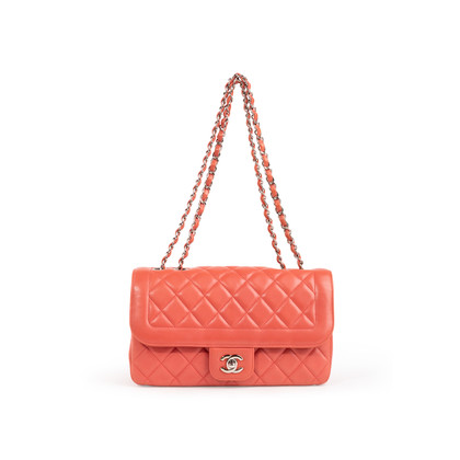 Authentic Second Hand Chanel Diana Quilted Flap Bag (PSS-B26-00003)