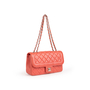 Authentic Second Hand Chanel Diana Quilted Flap Bag (PSS-B26-00003) - Thumbnail 1