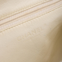 Authentic Second Hand Chanel Peforated Half Moon Clutch (PSS-B26-00006) - Thumbnail 4