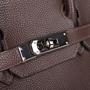 Authentic Second Hand Hermès Ebene Birkin 30 (PSS-034-00088) - Thumbnail 4