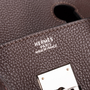 Authentic Second Hand Hermès Ebene Birkin 30 (PSS-034-00088) - Thumbnail 5