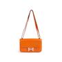Authentic Second Hand Hermès Orange Swift Constance Elan (PSS-B24-00001) - Thumbnail 0