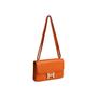 Authentic Second Hand Hermès Orange Swift Constance Elan (PSS-B24-00001) - Thumbnail 1