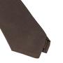 Authentic Second Hand Prada Dark Brown Silk Tie (PSS-859-00169) - Thumbnail 6
