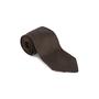 Authentic Second Hand Prada Dark Brown Silk Tie (PSS-859-00169) - Thumbnail 5