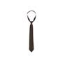 Authentic Second Hand Prada Dark Brown Silk Tie (PSS-859-00169) - Thumbnail 0