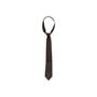 Authentic Second Hand Prada Dark Brown Silk Tie (PSS-859-00169) - Thumbnail 1